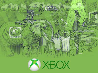 XBOX360 | Cirque Du Soleil