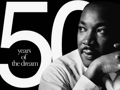 MLK: 50 Years of the Dream