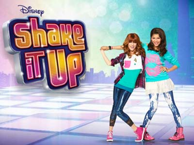 Disney | The Shaking of Shake It Up