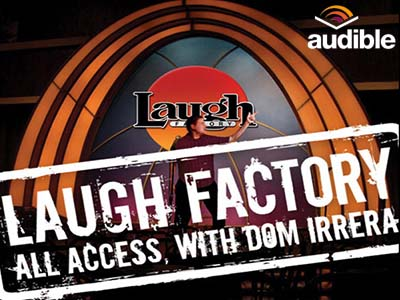 Audible.com | All Access with Dom Irrera